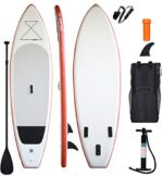 """XYLOVE CO 11'×33""""×6"""" SUP for All Skill Levels Everything Included with Stand Up Paddle Board"""