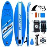 """AKSPORT Paddle Board 10'6""""×32""""×6"""""""